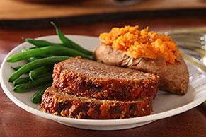 KRAFT Parmesan Meatloaf