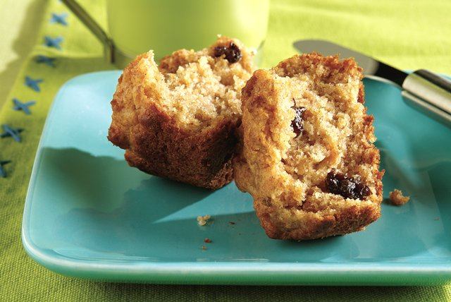 Bran Cereal Muffins Image 1
