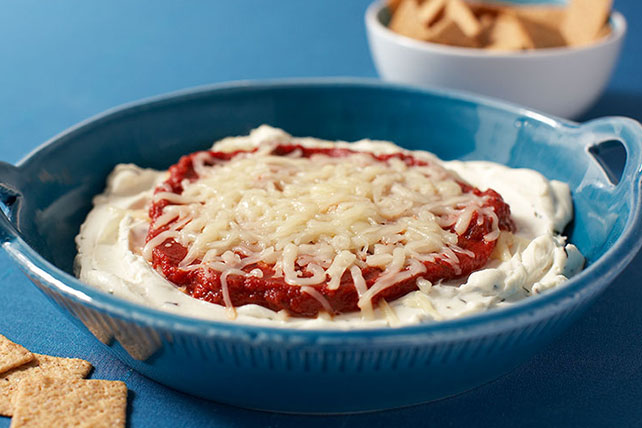 Baked Pizza Dip Image 1