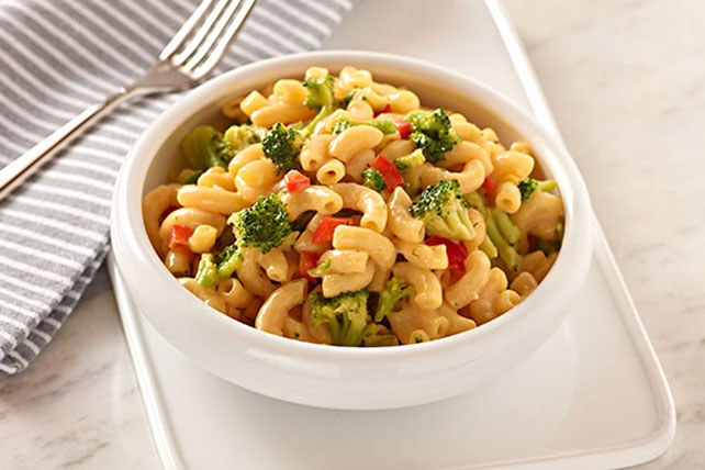 Broccoli Pepper Macaroni Image 1
