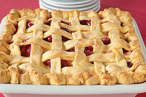 Deep-Dish Cranberry-Apple Pie