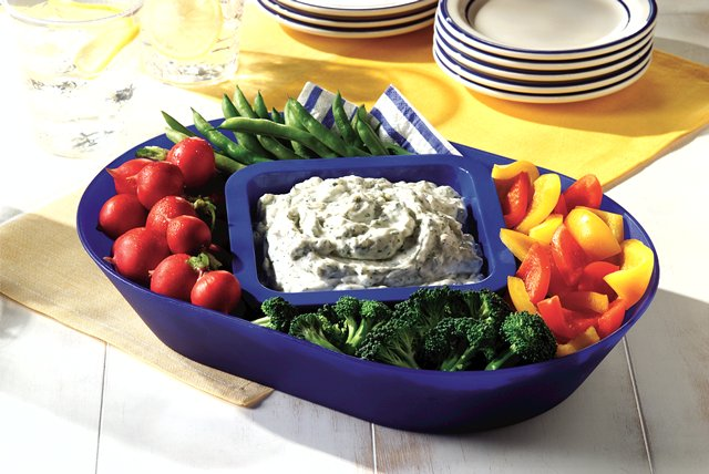 Quick Dill Dip Image 1