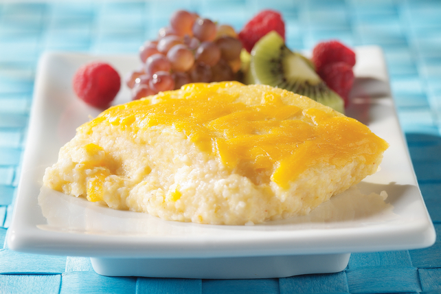 Baked Cheese Grits Image 1