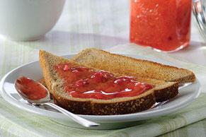 30 Minutes To Homemade CERTO Strawberry-Rhubarb Freezer Jam