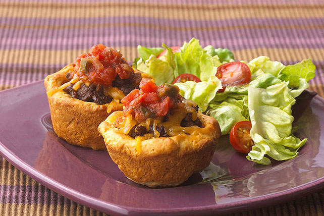 Taco Biscuit Cups Image 1