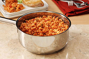 10-Minute Cheesy Mexican Rice Recipe