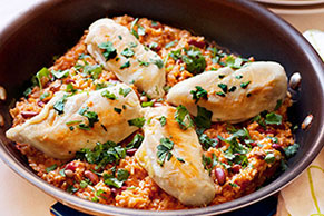 VELVEETA® Tex-Mex Chicken & Rice