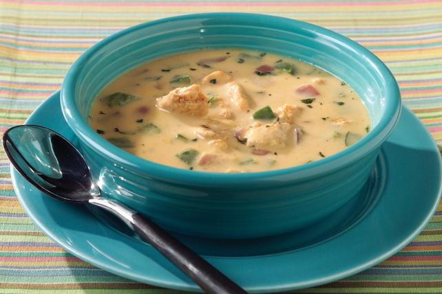 Soupe à saveur de fajitas au poulet à la santaféenne Image 1