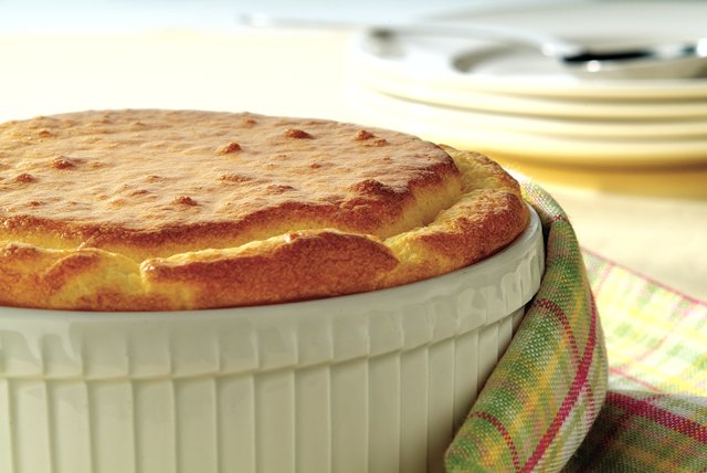 Parmesan Cheese Souffle Image 1