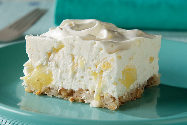 Pineapple Cheesecake Dessert Image 1