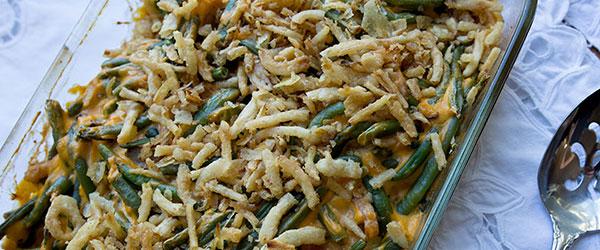 Crunchy Green Bean Casserole