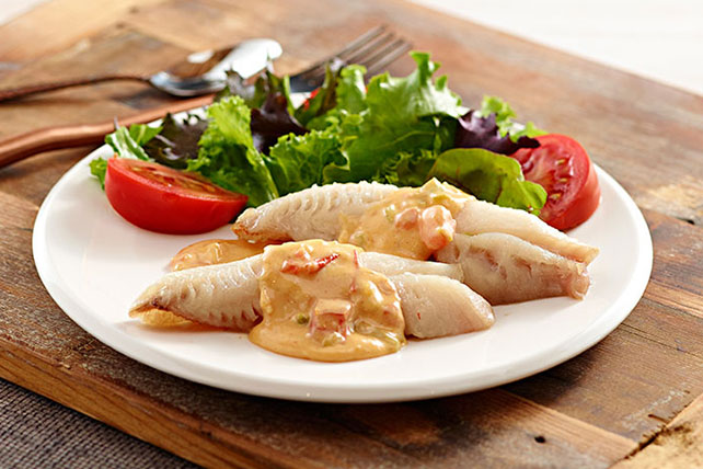 Creole Fish Fillets Image 1