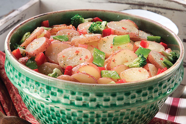 Warm Potato Salad Image 1