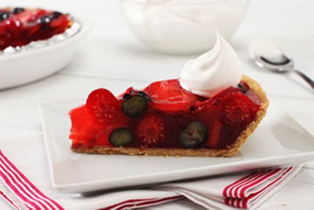 Summer Berry Pie Image 1