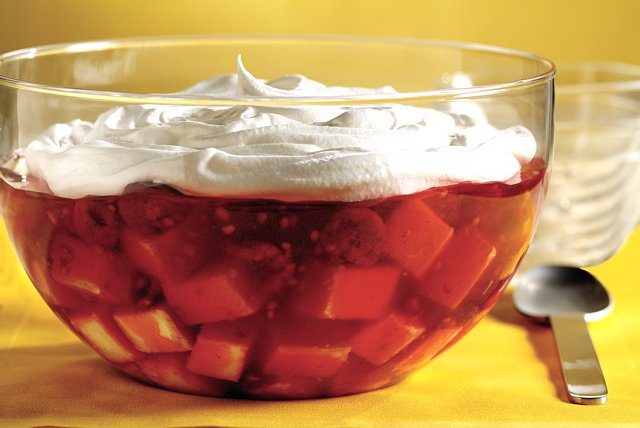 Easy Double-Berry Trifle Image 1
