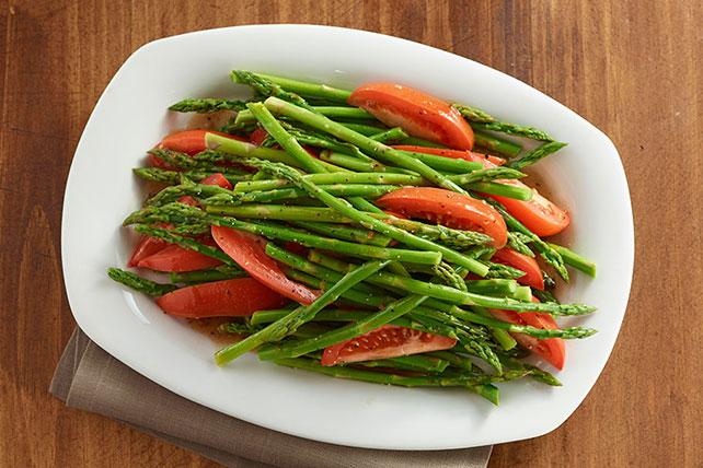 Asparagus & Tomatoes Italian Image 1