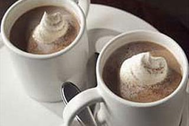 Chocolate-Almond Coffee Image 1