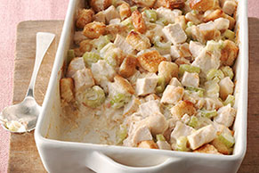 Swiss 'n Chicken Casserole