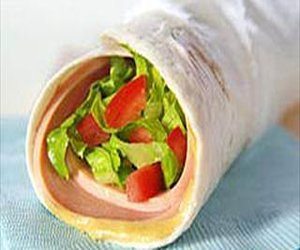 Bologna Roll-Up