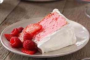 Pastel Angel Cake