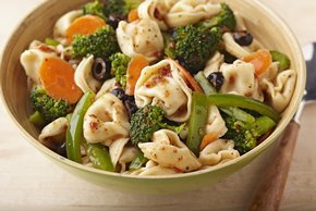 Quick Sun-Dried Tomato Pasta Salad