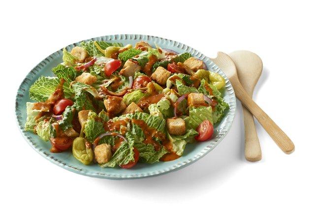 Springtime Spinach Salad Image 1