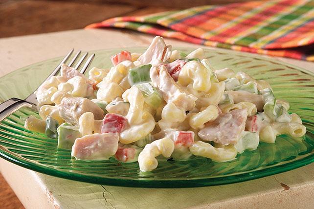 Tangy Tuna Macaroni Salad Image 1