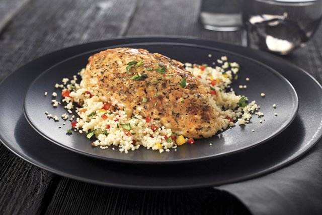 Mediterranean Chicken Breasts