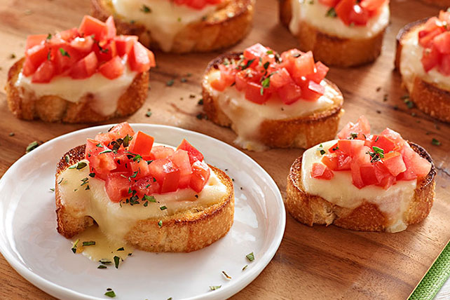 Mozzarella Bruschetta Kraft Recipes
