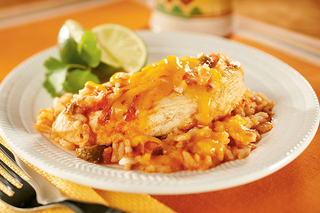 Mexican Chicken & Rice Image 1