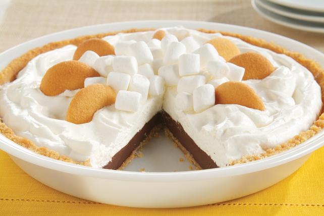Chocolate Bliss Mallow Tart Image 1
