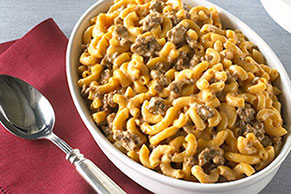 VELVEETA® Cheeseburger Mac
