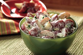 Dill Potato Salad