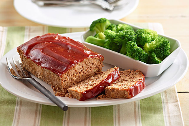 Ground Turkey Meatloaf Image 1