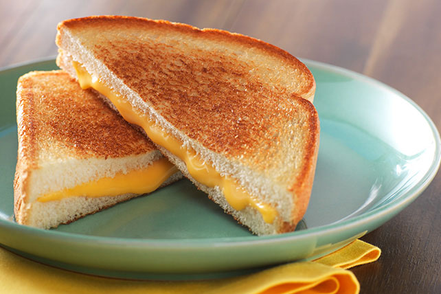 America's Favorite Grilled Cheese Sandwich Recipe Image 1