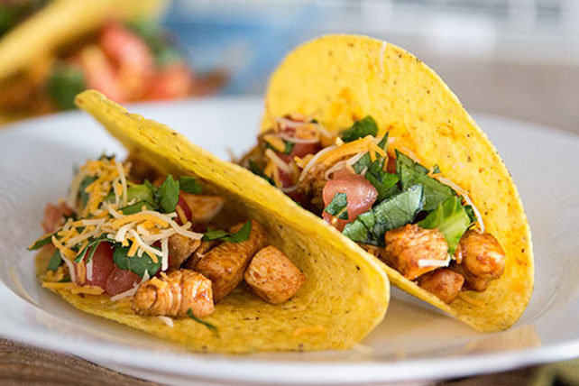 Chicken Tacos Image 1