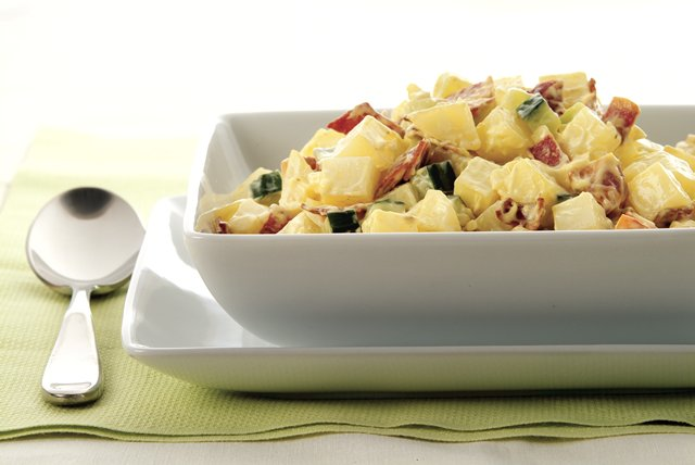 Bacon-Potato Salad Image 1