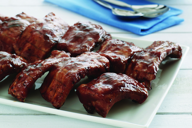 Easy BBQ Baby Back Ribs Image 1