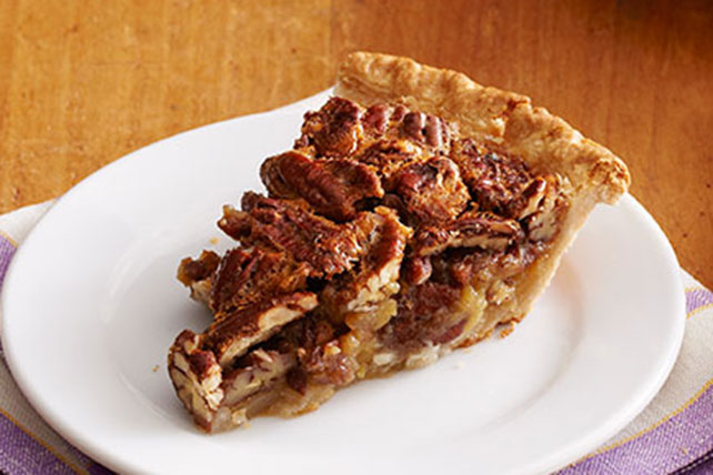 Rich Pecan Pie Image 1