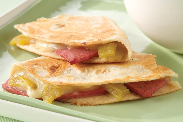 Salami Cheese Crisps Image 1