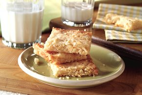 Coconut Shortbread