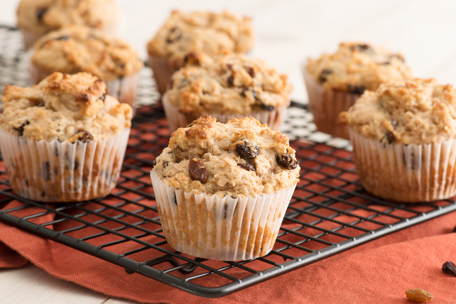 Yogurt Honey Muffins Image 1