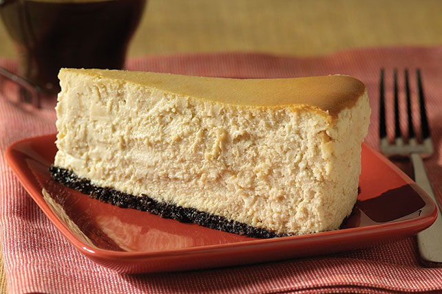 PHILADELPHIA® New York Cappuccino Cheesecake Image 1