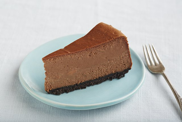 PHILADELPHIA New York Chocolate Cheesecake Image 1