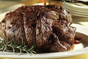 Italian Herb-Roasted Lamb