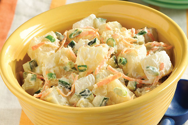 MIRACLE WHIP Groovy Potato Salad Image 1