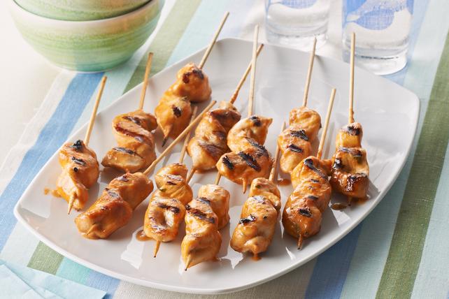 Chicken Satay Recipe Image 1