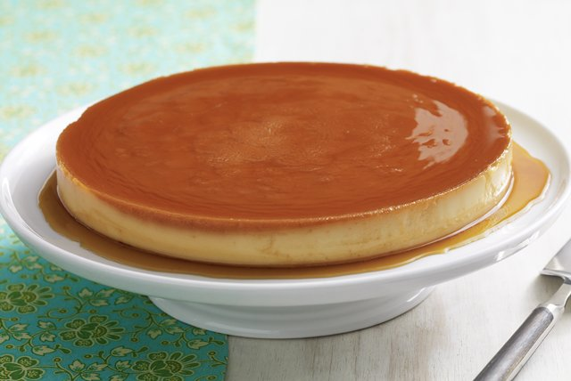 Mexican recipes kraft recipes cream cheese flan recipe forumfinder Choice Image