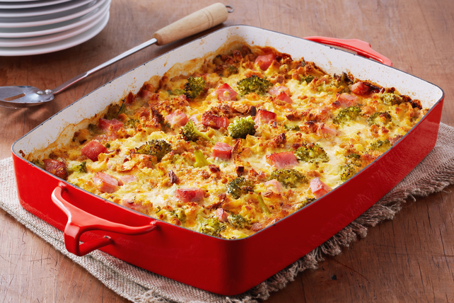 Ham & Broccoli Casserole Image 1