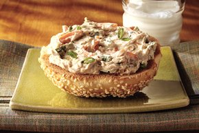 Far East Cream Cheese Spread